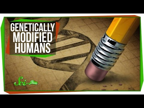 The Science Behind 'Genetically Modified Humans'