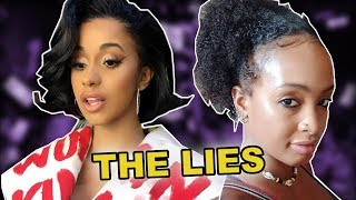Cardi B LIED About Ex-Roomate? (Exclusive Receipts Inside)