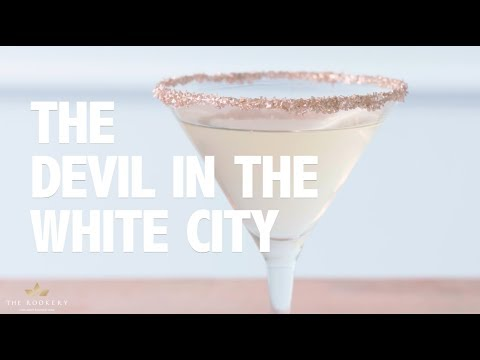 Venue and a Menu: How to make a Devil in the White City