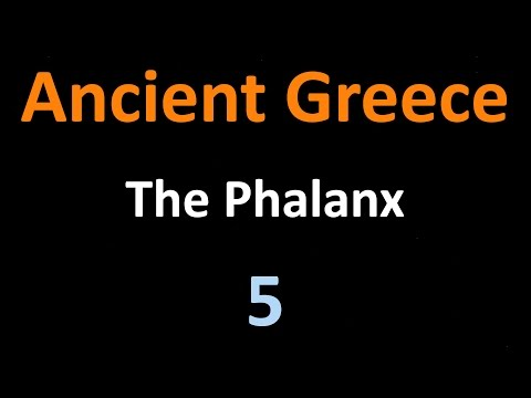 Ancient Greek History - The Phalanx - 05