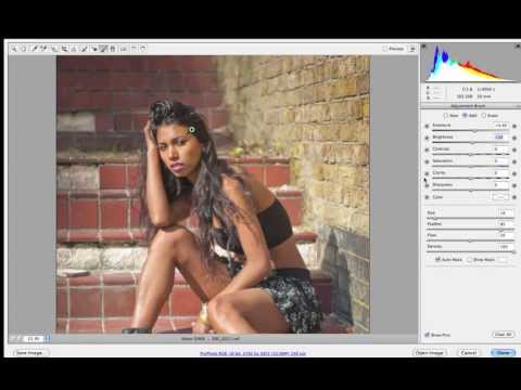 The Advantages of Camera RAW Editing