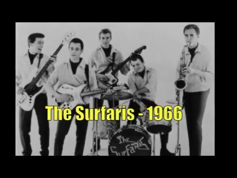 The Surfaris- Wipe Out - Yesterday & Today