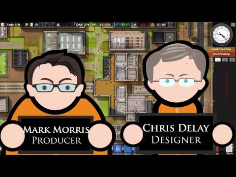SURPRISE! Prison Architect Update 11