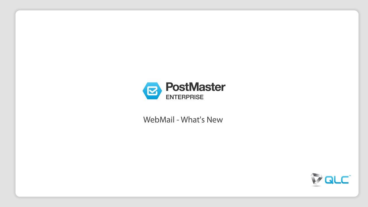 qlc postmaster enterprise