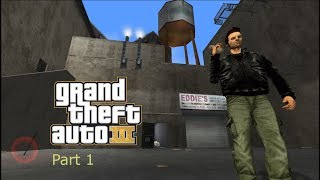 Grand Theft Auto III - Playthrough with enhancements - Part 1