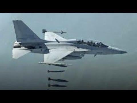 el-caza-ligero-fa-50-es-una-versión-altamente-evolucionada-del-ta-50-golden-eagle