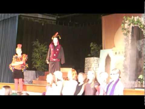 Eastern Elementary PAC  Aladdin 2011 pt 1