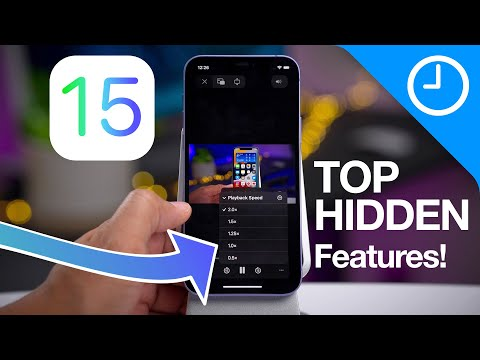 iOS 15 - top hidden features for iPhone! - do you know them all?