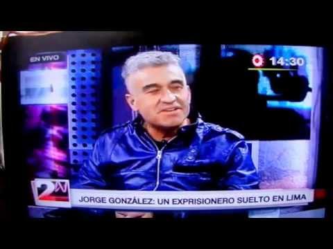 Entrevista a Jorge González en canal N 2013