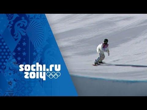 Men's Snowboard Slopestyle - Qualification Heat 2   Sochi 2014 Winter Olympics