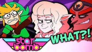 BEST Zelda Rap EVER!! ANIMATED MUSIC VIDEO by Joel C - Starbomb (Rus Sub) (Русские субтитры)