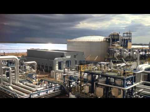 Bokpoort CSP Plant near Groblershoop in the Northern Cape