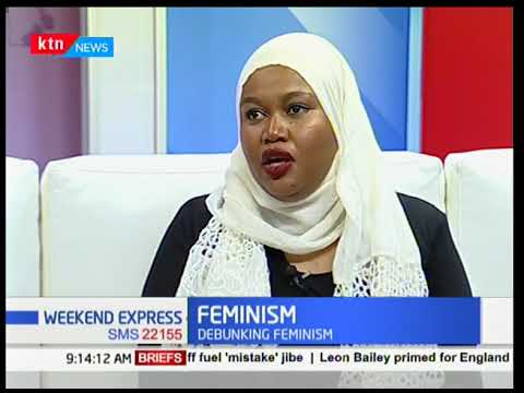 Defining feminism and women empowerment