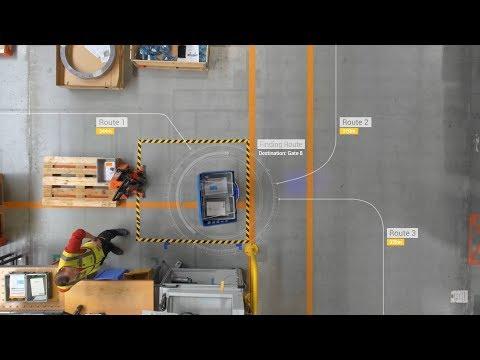 Wärtsilä and DHL deploy cutting edge robots from Fetch Robotics to streamline warehouse operations