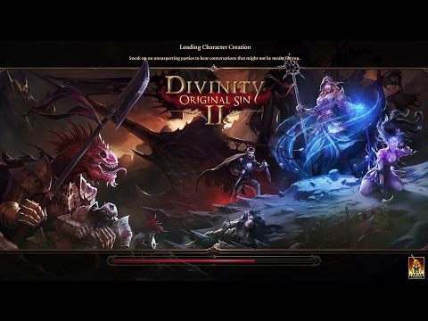 Divinity Original sin 2 Patch day 3.0.31.292  Part 1 NEW AI Let's test it out!