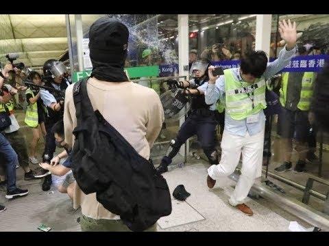《今日点击》BBC 香港事态恶化 北京不会坐视不管