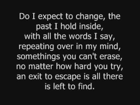 Echo - Trapt lyrics