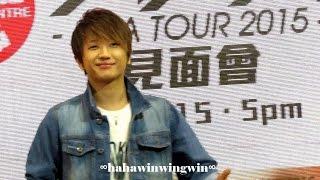 [JPOP]AAA-Party It Up (Nissy Focus) @AAA FanMeeting in HK
