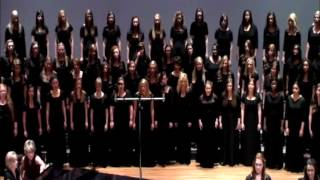 Song For Peace - 2013 TN All-State Women