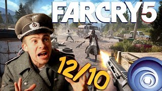 Far Cry 5-Лучшая игра в истории!!!