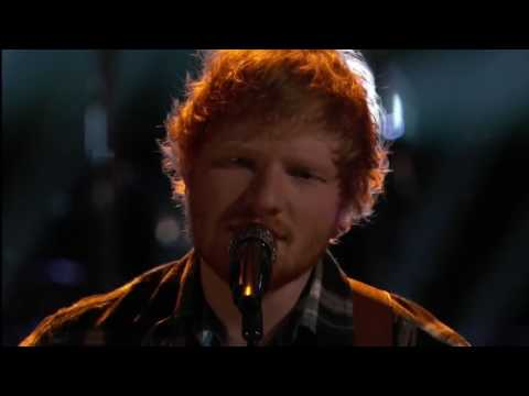 "Ed Sheeran׃ ""Photograph""   The Voice 2015"