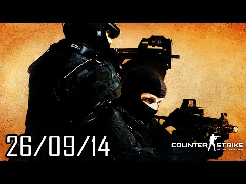 [Live Action] Counter Strike: Global Offensive 26/9/14
