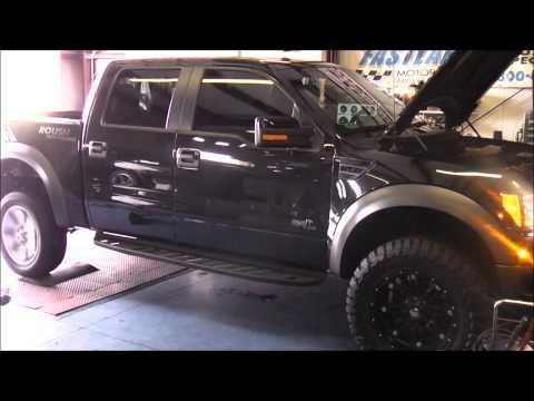 FASTLANE MOTORSPORTS - 2012 Roush Raptor w/ Phase II (590HP) Upgrade - Gerard Harrison
