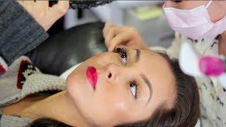 Eyelash Extensions: My Experience - TrinaDuhra