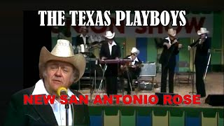 THE TEXAS PLAYBOYS - New San Antonio Rose