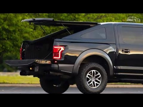 Aero X Fastback Bed Caps Could Become The Hottest Thing For Trucks