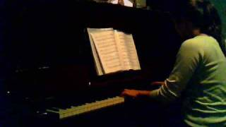 Piano - Stephanie Blum - All That I Bleed ( Savatage Cover)