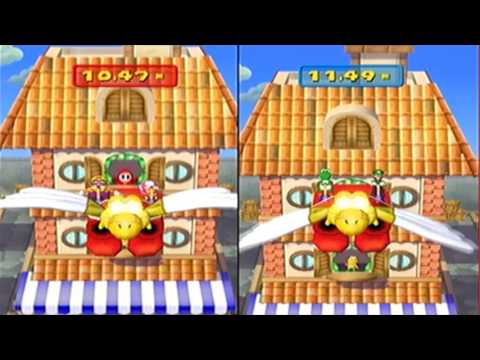 3 Deppen Zocken Mario Party 7 - Sphinx-A-Hara