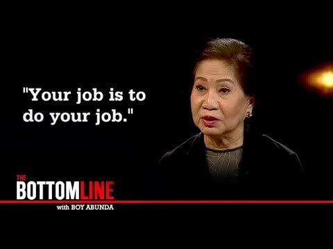 The Bottomline: Andrea Domingo Reacts To DepEd's Refusal To Accept PAGCOR Donations