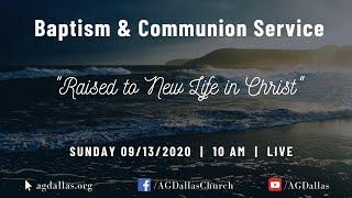 Sunday Service - September 13, 2020