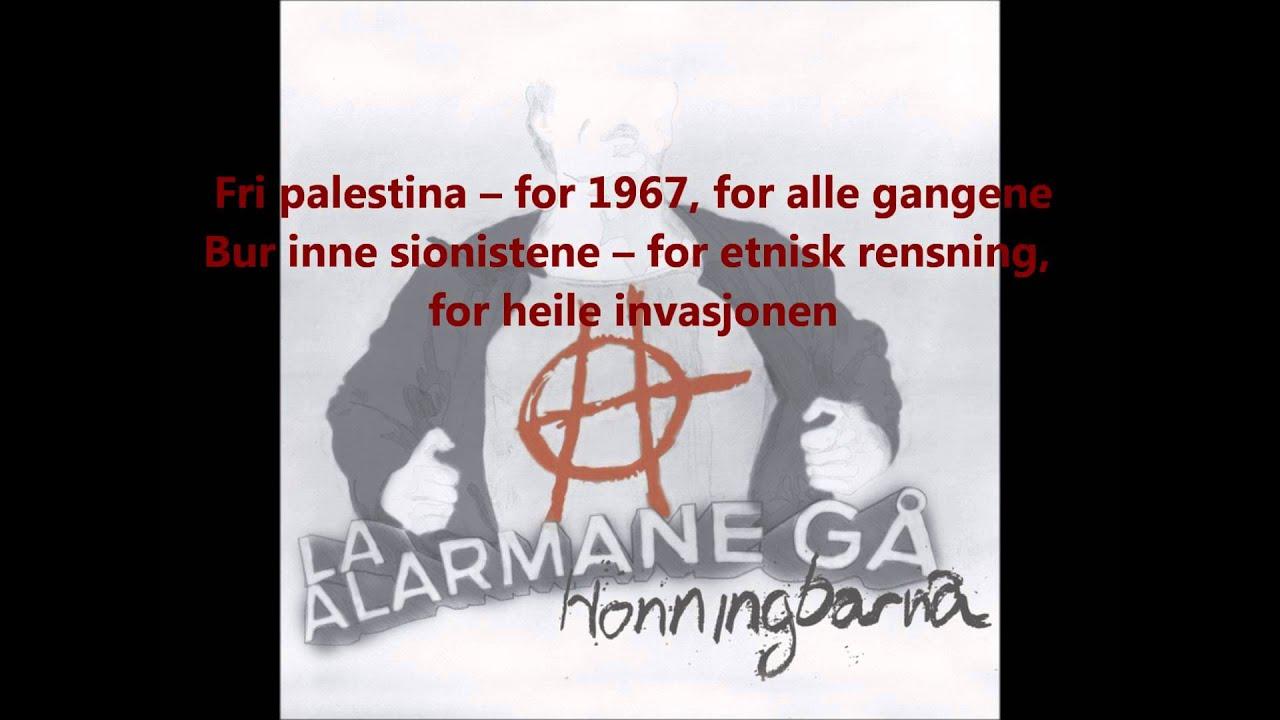 honningbarna-fri-palestina-lyrics-jegvettafaen