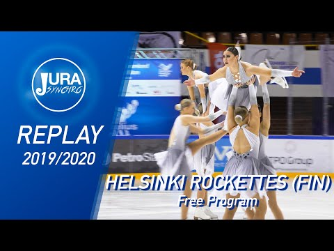 Helsinki Rockettes (FIN) - Senior - Free 2019/2020
