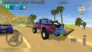 (Parking Island : Mountain Road) /Android Gameplay/Android Car Games