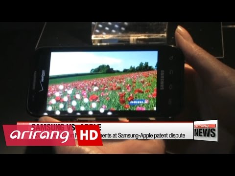 U.S. Supreme Court hears Samsung-Apple patent dispute
