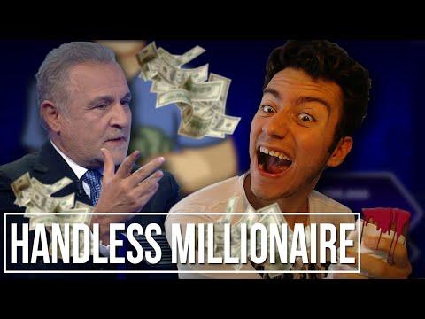KOLUM KOPTU!!!! - Handless Millionaire