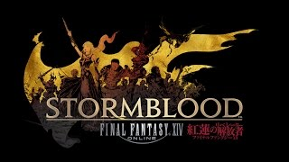 Final Fantasy XIV StormBlood (PS4)
