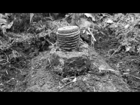 Horntvetens Guldgruva i Dalsland 2016-06-06