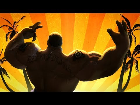 Sun's Out, Guns Out! – Heroes of the Storm