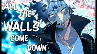 Nightcore - All The Walls Come Down (Uplink)