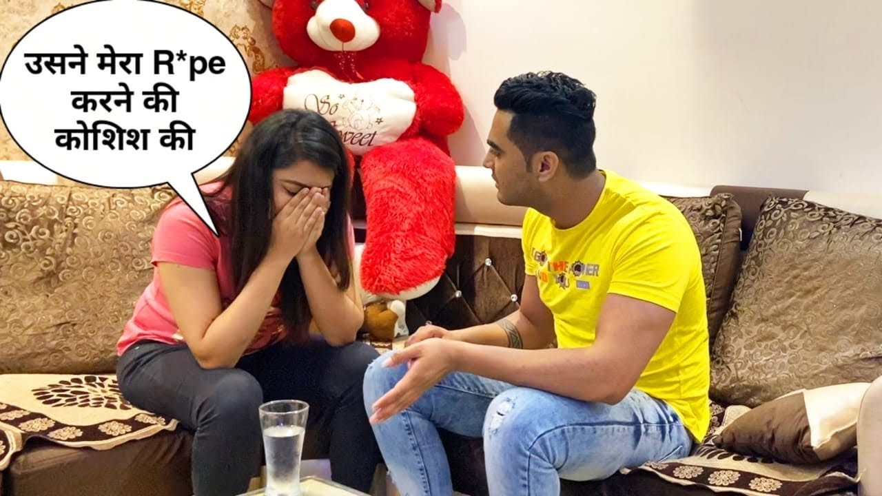 Prank on my youtube fan gone emotional 😢|| Paras thakral