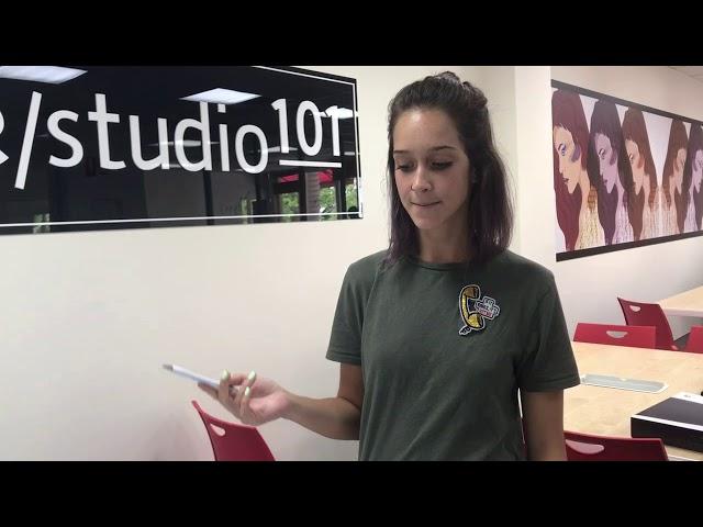 Laia - estudiante de Diseño Gráfico en Entrepreneur, Australia