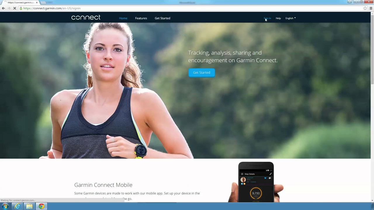 buy nieuwe uitstraling grote korting Support - Importing Fitbit® Data into Garmin Connect