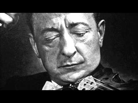 Heifetz plays Valses nobles et sentimentales, Nos. 6 & 7