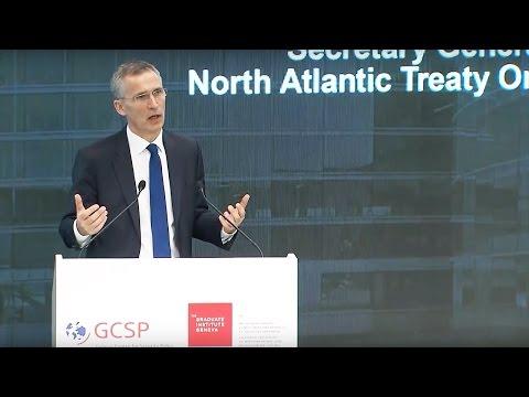 NATO Secretary General speech at the Graduate Institute Geneva , 02 MAR 2017