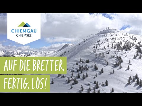 #4 Chiemgauer Gipfelglücksmomente - Bergbahn Steinplatte