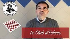Le Club Echecs au collège Le Cèdre de Canteleu